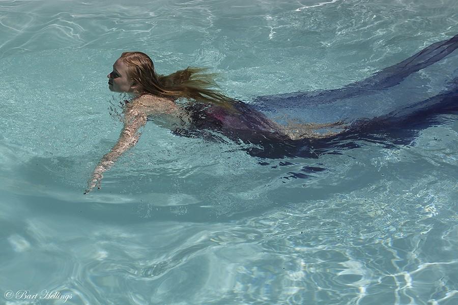 Beweging met water